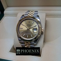 Ryser Kentfield Rolex Datejust two tone yellow gold