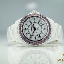 Chanel J12 Automatic Keramik Saphire 38mm
