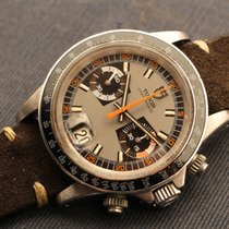 Tudor vintage montecarlo mark 2 from 1976 tropical black dial