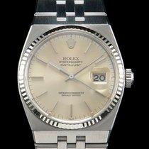 Rolex Datejust Oysterquarz Stahl/Weißgold aus 1982 New Service