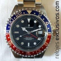 Steinhart GMT-Ocean 1 Blue-Red