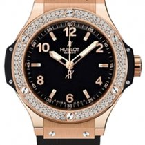 Hublot Big Bang Quartz Gold 38mm