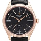 Rolex Cellini Time black roman 3,6,9