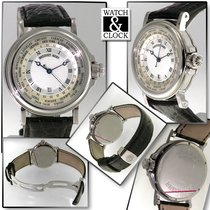 Breguet Marine Hora Mundi World Time 3700