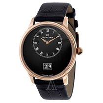 Jaquet-Droz Men's Petite Heure Minute Grande Date Watch