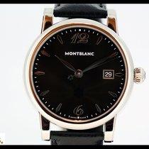 Montblanc Watch-Star Steel quartz watch 39mm
