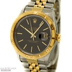 Rolex Datejust Turn-O-Graph Ref-16263 18k Yellow Gold/S...