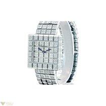 Chopard Ice Сube Diamonds 18k White Gold Ladies Watch