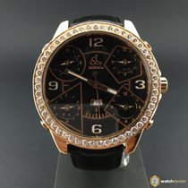 Jacob & Co. The Five Time Zone Watch  Gold  3.25ct Diamond