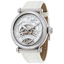 Milus Merea Mother of Pearl Dial Diamond Ladies Watch