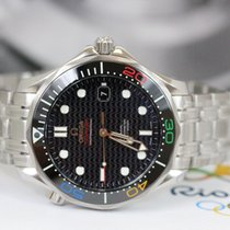 Omega Seamaster Olympic Collection Rio 2016