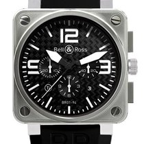 Bell & Ross Aviation BR01-94 Titanium BR01-94-TITANIUM
