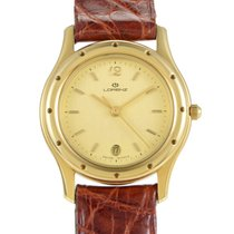 Lorenz Women's Yellow Gold Quartz Watch 13344AB