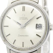 Omega Seamaster Date Cal 565 Steel Automatic Watch 166.003...