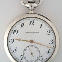 Vacheron Constantin Antique Silver Hunting Case 50mm