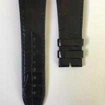 Vacheron Constantin Overseas Brilliant Black Alligator Strap 25mm