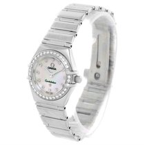 Omega Constellation My Choice Ladies Mini Watch 1465.71.00