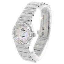 Omega Constellation My Choice Ladies Mini Watch 1465.71.00