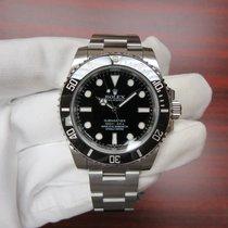 Rolex Submariner Ceramic No Date 114060