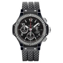 Hublot Big Bang Magic Diamonds 41mm Automatic Stainless Steel...