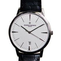 Vacheron Constantin Patrimony Traditionelle 18k Platinum White...