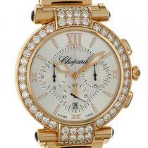 Chopard Imperiale Chronograph 18kt Roségold Diamond Automatik...