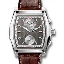 IWC Schaffhausen IW376417 Da Vinci Chronograph Ardoise Index...