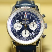 Breitling Navitimer Chronograph Blue Dial 42 mm