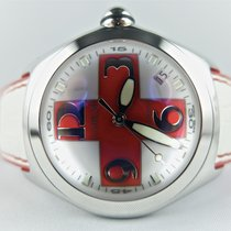 Corum Bubble red cross limited edition 041/200