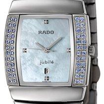 Rado Sintra Jubile Ceramos & Blue Sapphire Womens Luxury...