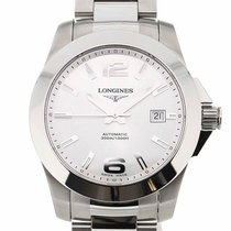 Longines Conquest 41 Automatic Lady