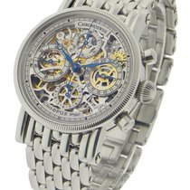 Chronoswiss Opus Skeleton Chronograph Automatic in Steel