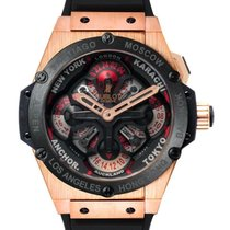 Hublot King Power Unico GMT 48 Men's Watch – 771OM.1170.RX