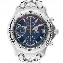 TAG Heuer Link Stahl Automatik Chronograph Armband Stahl 36mm...