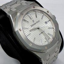 Audemars Piguet Royal Oak 41mm Silver Dial 15400st.oo.1220st.02