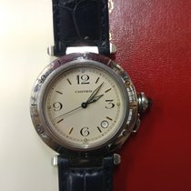 Cartier Pasha 1040 - FULL SET - 1994 - Perfect Condition