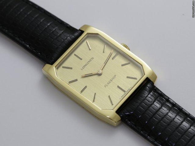 Zenith Flagship 18K Solid Gold Gentlemen's Watch