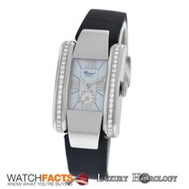Chopard Mint Genuine Ladies  La Strada 41/8412 Steel MOP Diamond