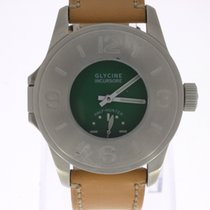 Glycine Incursore Half-Hunter Green limited edition