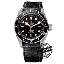Tudor Heritage Black Bay Unused