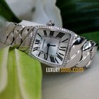 Cartier La Dona Diamond and 18k White Gold Ladies Watch