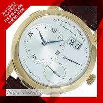 A. Lange & Söhne Lange 1 Big Date Gelbgold 101.022