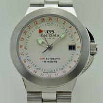 Enigma By Gianni Bulgari GMTAutomatic Steel 338.34.1 01.056