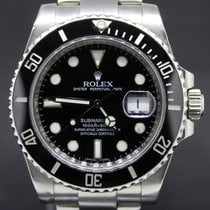 Rolex Submariner Date  Steel Ceramic Bezel, Full Set 2011, MINT