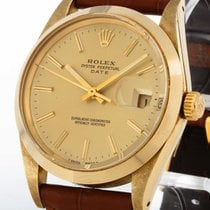 Rolex Oyster Perpetual Date -MINT- Chevrolet - Ref.15007