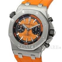 Audemars Piguet Royal Oak Offshore Orange Dial Diver Chronogra...