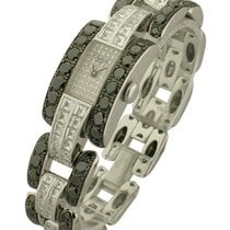 Chopard La Strada with Black Diamond Bracelet