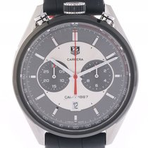 "TAG Heuer Carrera Calibre 1887 Chronograph ""Jack Heuer&#34..."