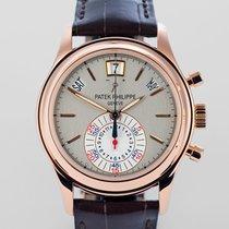 Patek Philippe Annual Calendar Chronograph Rose Gold -...