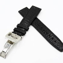 萬國 (IWC) New 20/18mm IWC Crocodile Leather Strap Big Pilot...